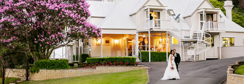 The most awarded wedding venue in Queensland