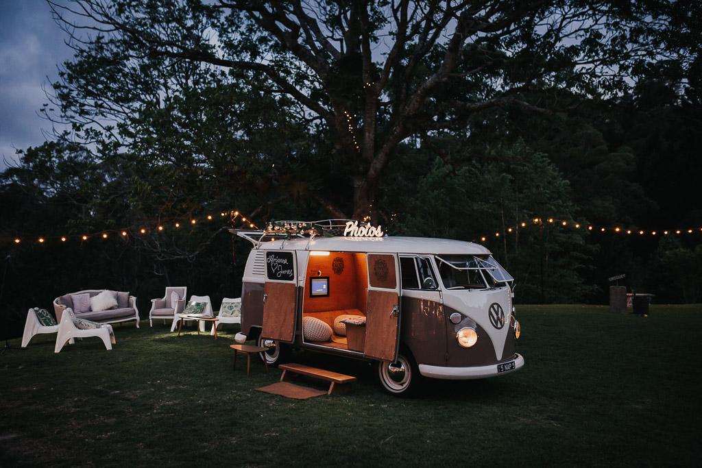 Wedding Photo Booth Kombi Maleny