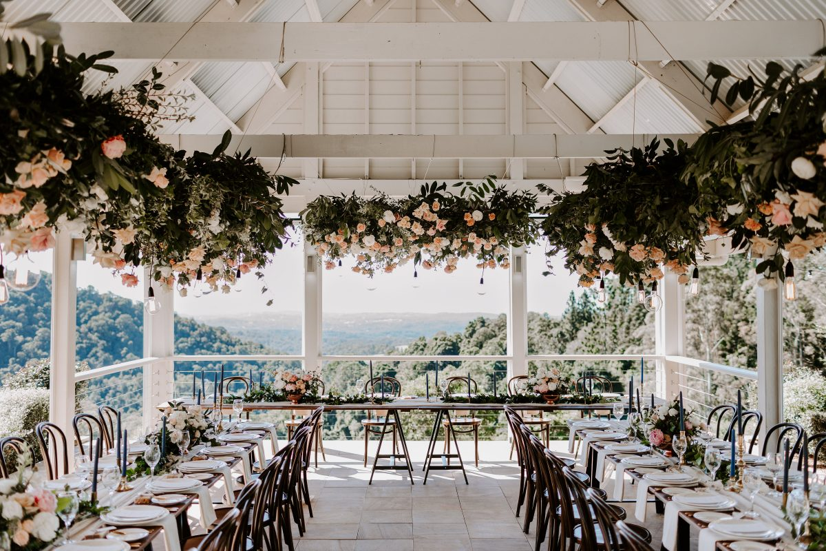 Wedding Pavilion Maleny Queensland