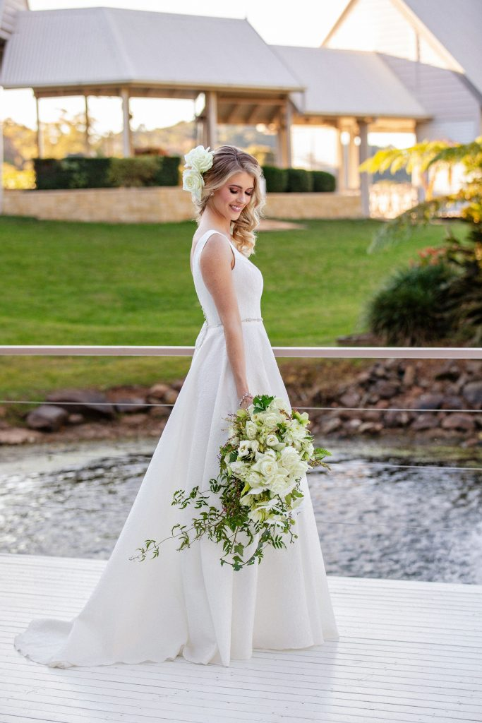 Bridal Gown Inspiration Maleny Manor