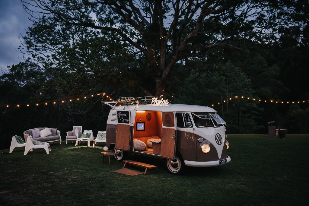 Wedding Photo Booth Kombi Maleny