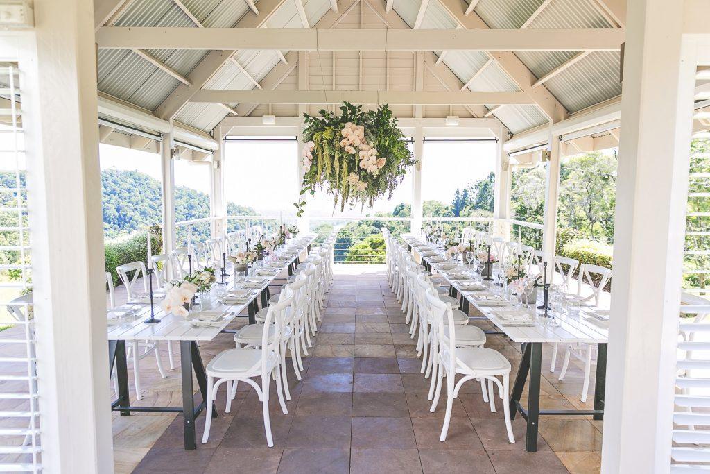 Luxury Wedding Style Maleny Manor