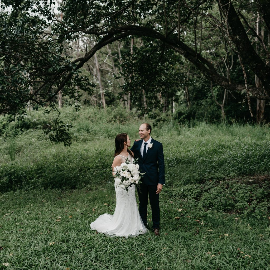 Maleny Rainforest And Waterfalls Wedding