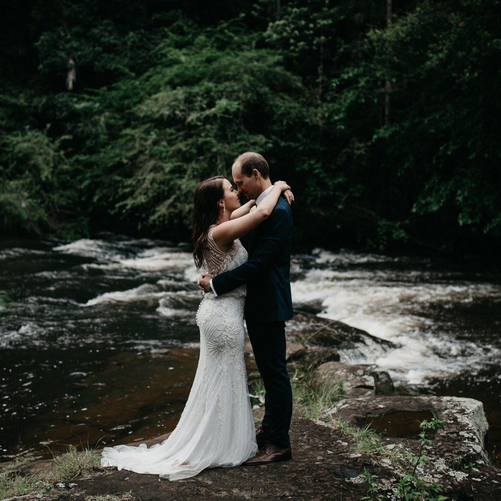 Maleny Manor Wedding