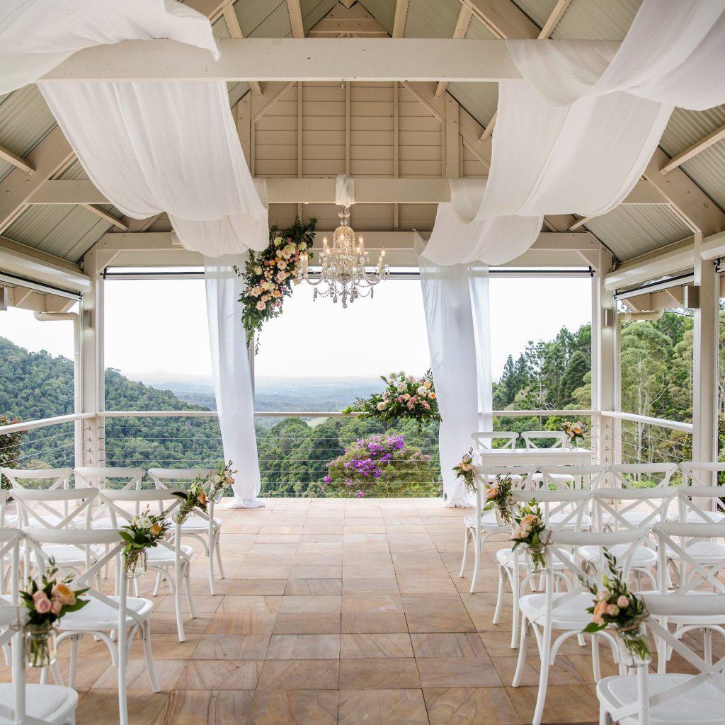 Queensland Best Ceremony Venue Maleny Manor