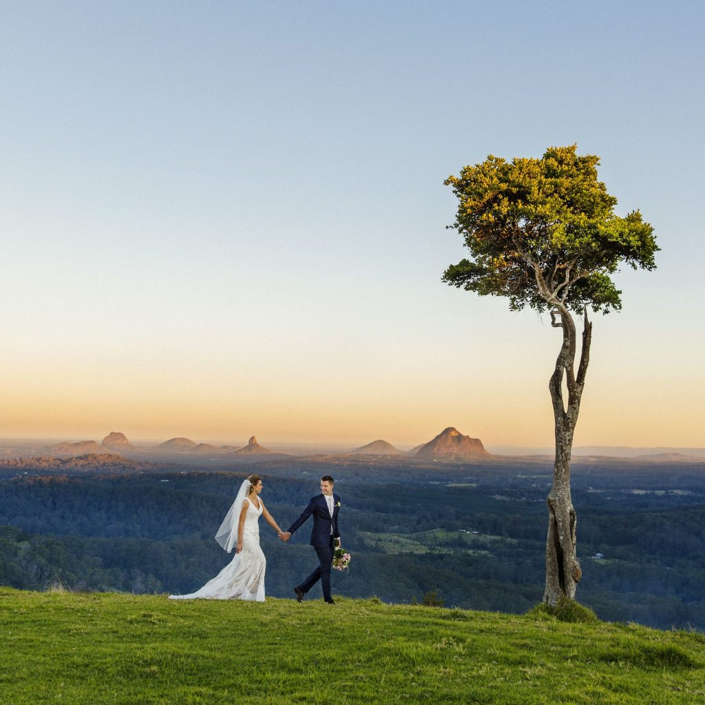 Winter Wedding Maleny