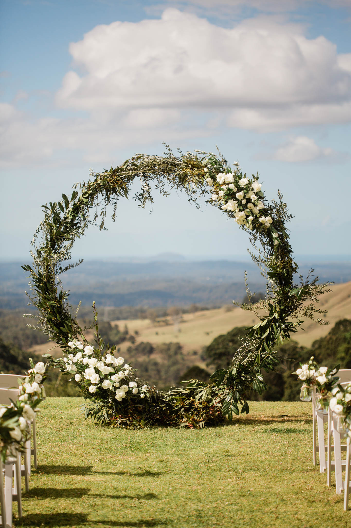 Springtime Wedding In Queensland