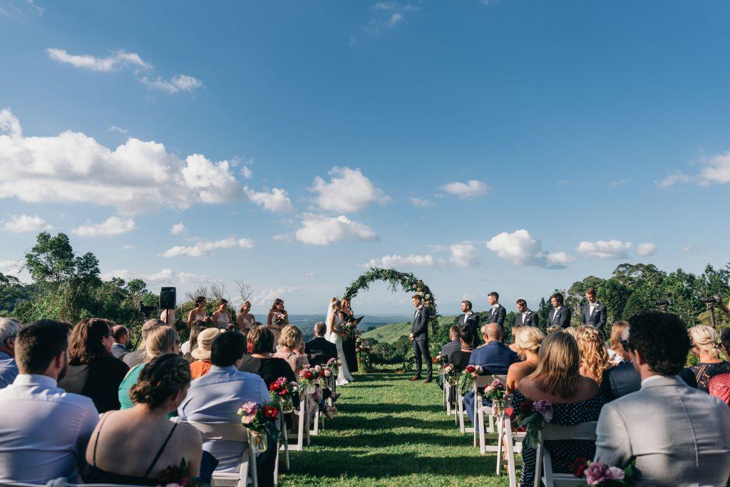 Maleny Wedding