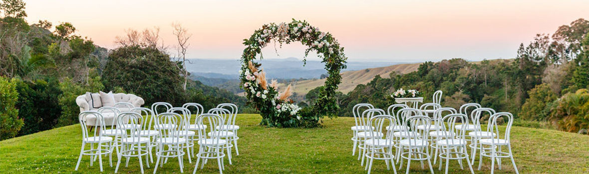 Maleny Manor - Sunshine Coast Wedding Venue