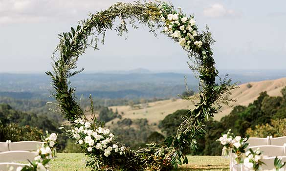 Small Weddings - Maleny Manor