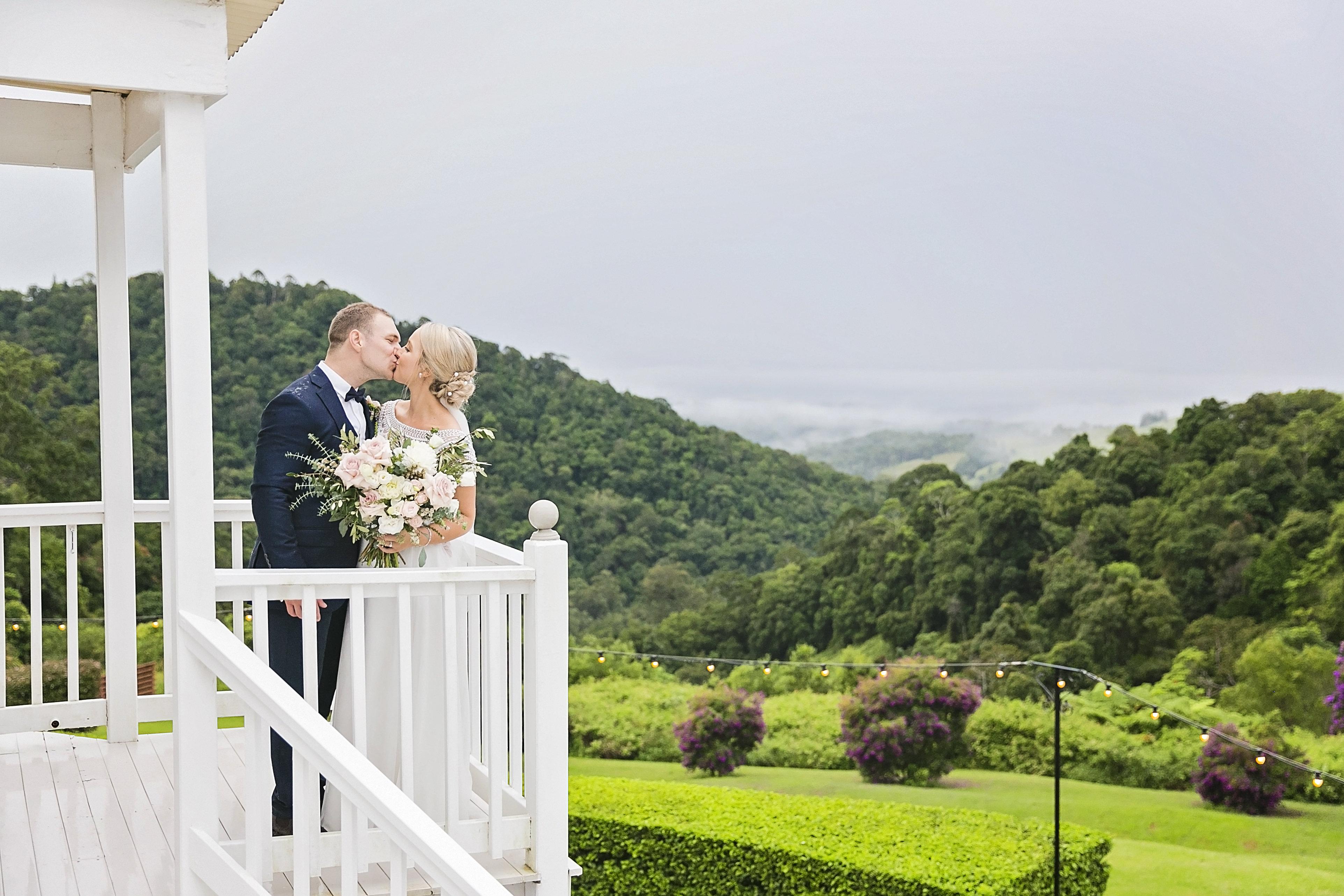 Misty Maleny Wedding Romance