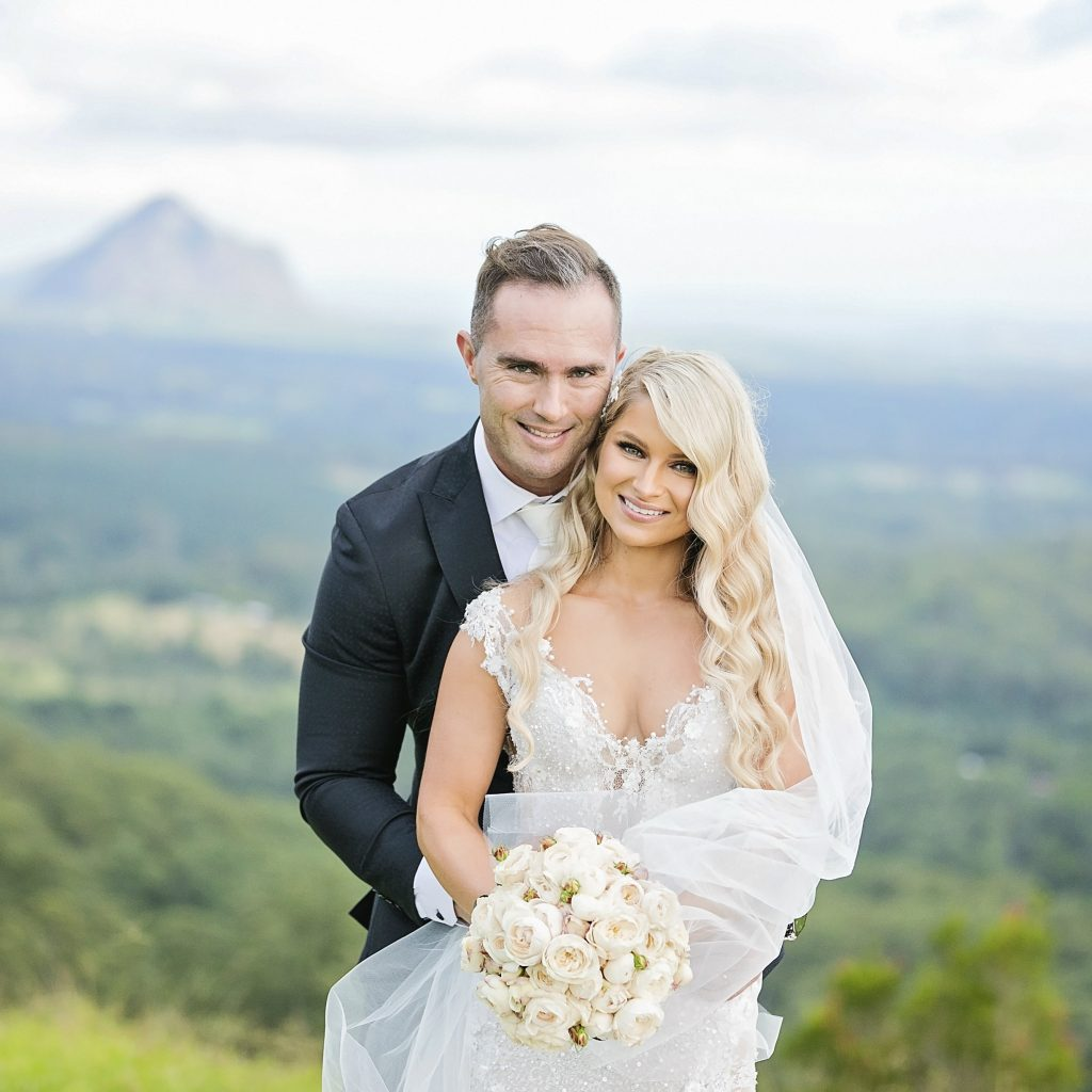 Maleny Wedding Love