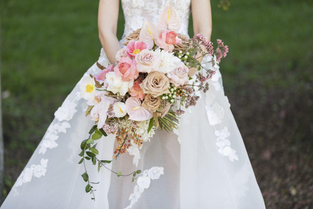 Wedding flower trends 2020 Maleny Manor