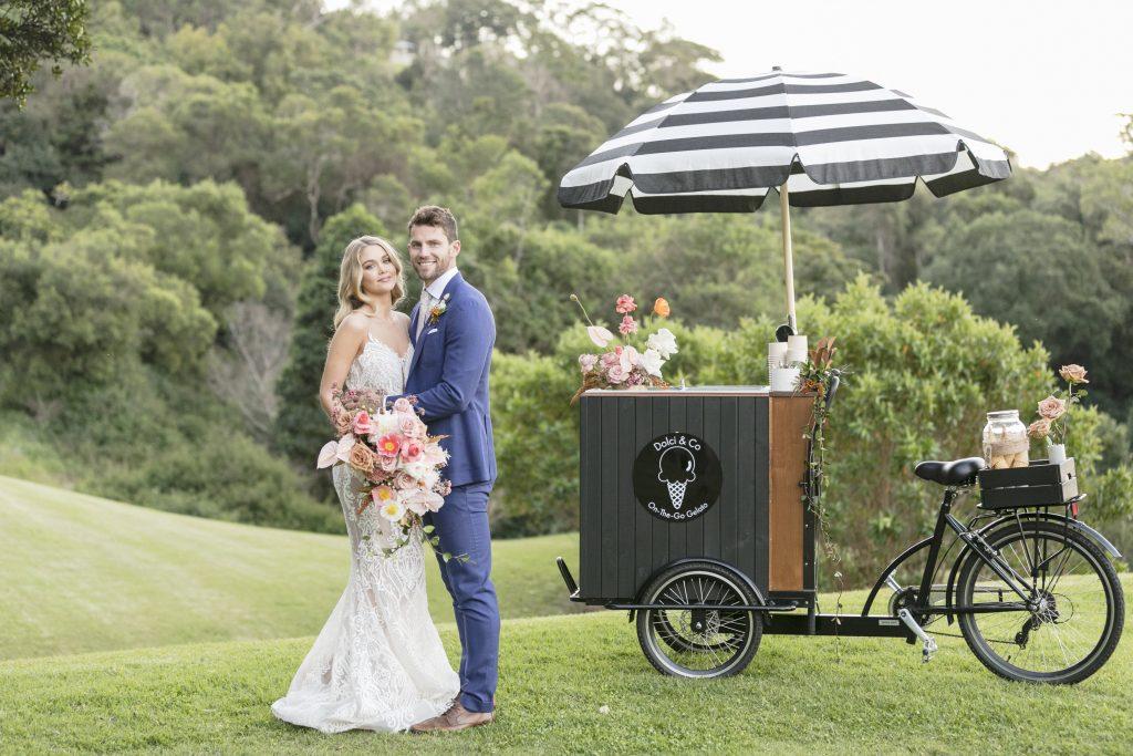 Wedding trends 2020 Maleny Manor GelatoBike