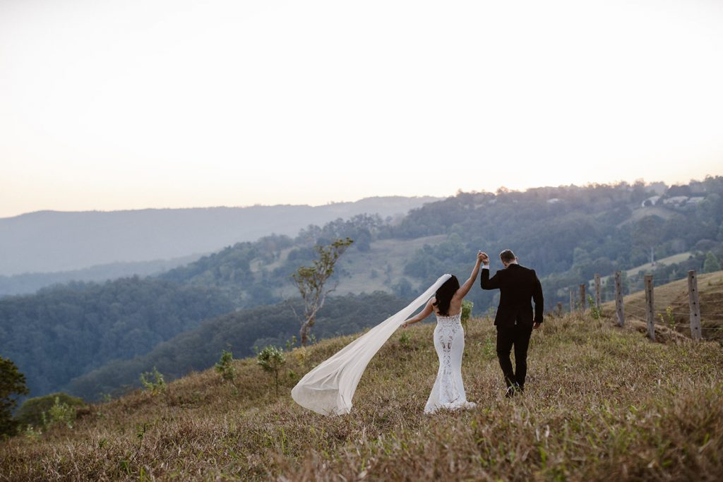 Maleny Wedding Sunshine Coast Hinterland