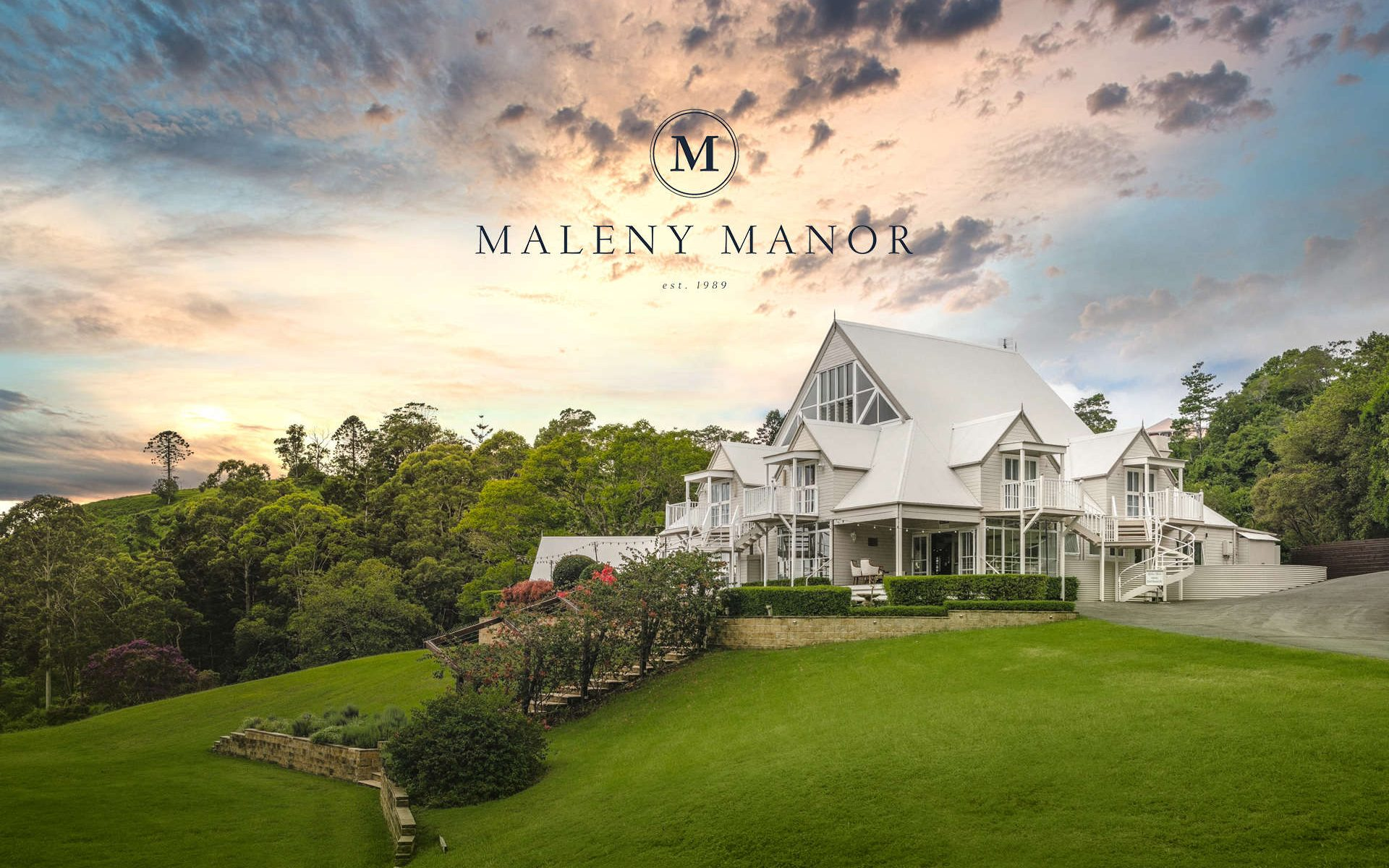 Maleny Manor Wedding and Event Venue